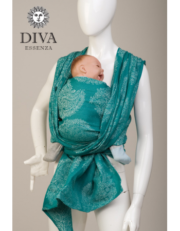 Diva Essenza with Linen: Smeraldo de lino